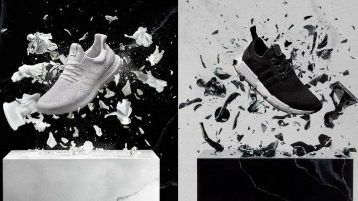 黑白就是潮!adidas Consortium x INVINCIBLE X AMM 限量女段正式发售